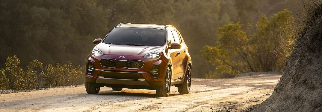 What Color Options Does the 2020 Kia Sportage Have Available?