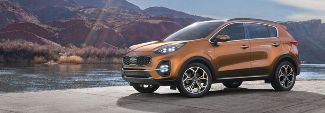 What Level of Performance Output is Offered by the 2020 Kia Sportage Engine Options?