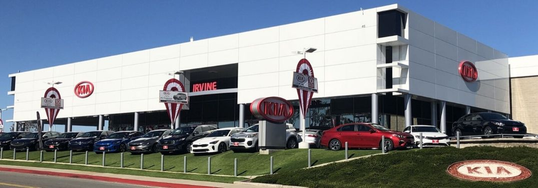 How Can Customers Buy a Kia Vehicle at Kia of Irvine While Social Distancing?