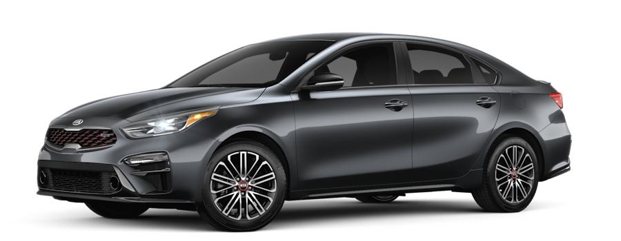 2020 Kia Forte Gravity Gray