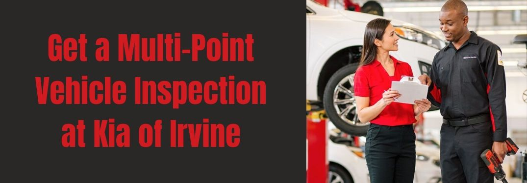 Where Can You Get a Multi-Point Vehicle Inspection in Irvine, CA?