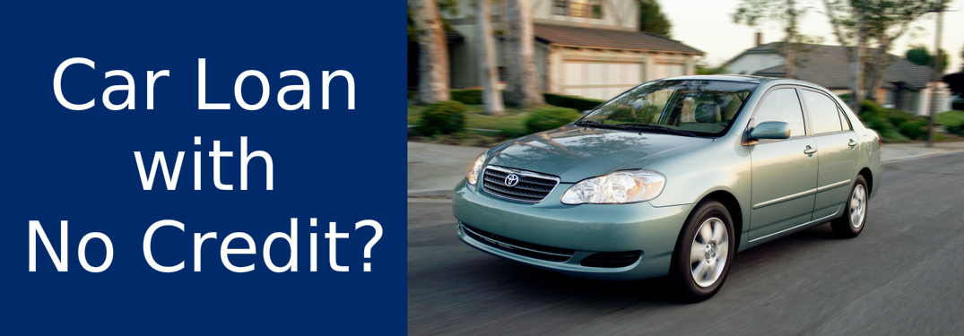 No Credit Car Loans >> How To Get Approved For A Car Loan With No Credit