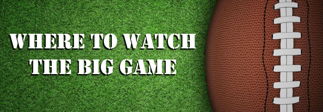 where to watch the big game youngsville nc