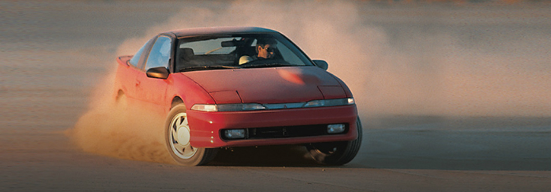 The Origin of the Mitsubishi Eclipse Name May Surprise You