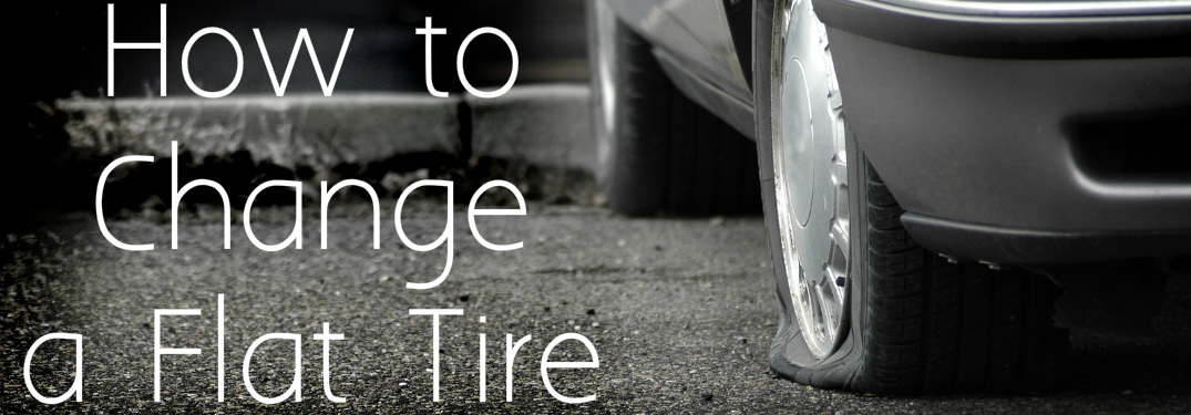 Check out This Video to Learn how to fix a Flat Tire