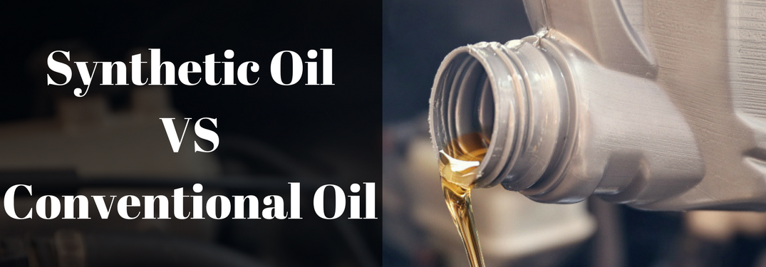 what is the difference between synthetic oil vs