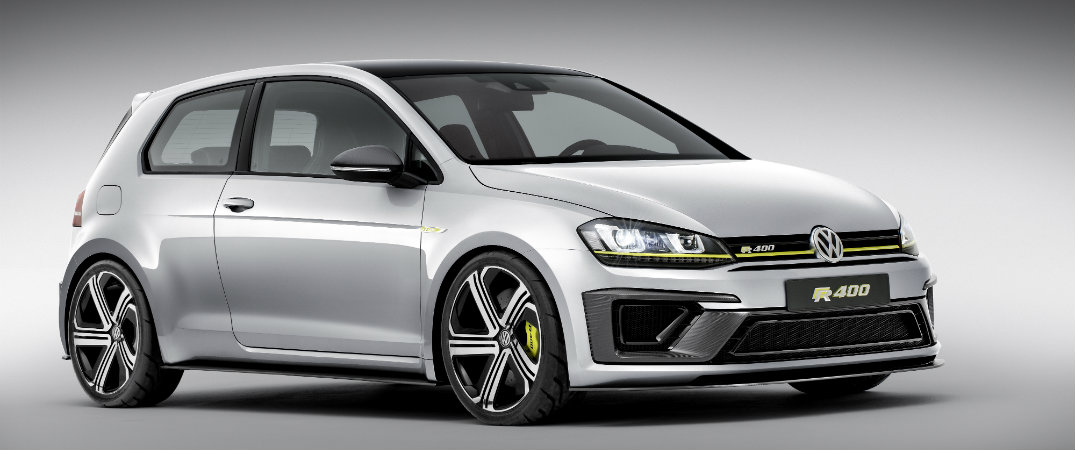 VW Golf R400, VW Golf R420 cancelled