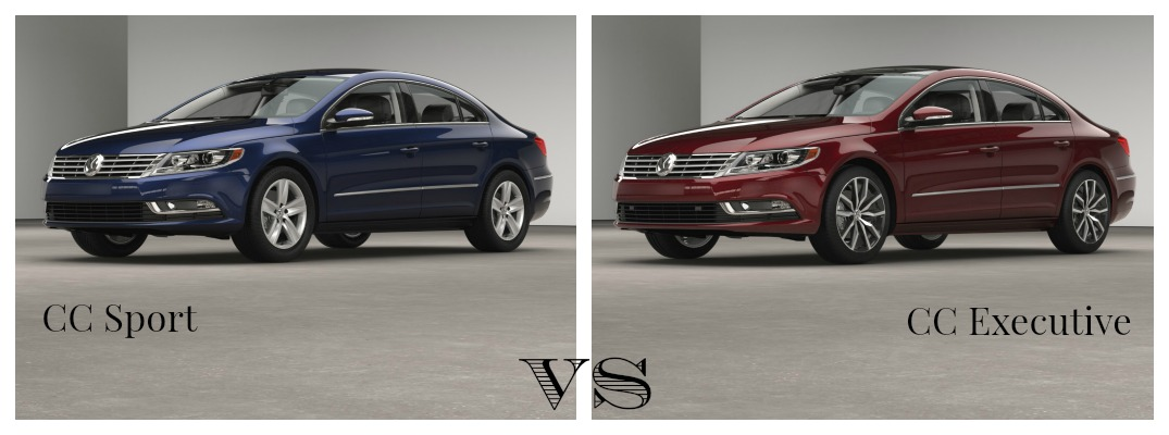 Whats Difference Between Executive >> 2016 Cc Sport Vs 2016 Cc V6 Executive Trims