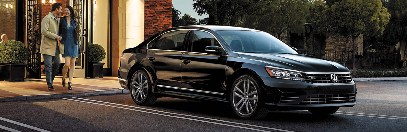 2016 Passat in Black