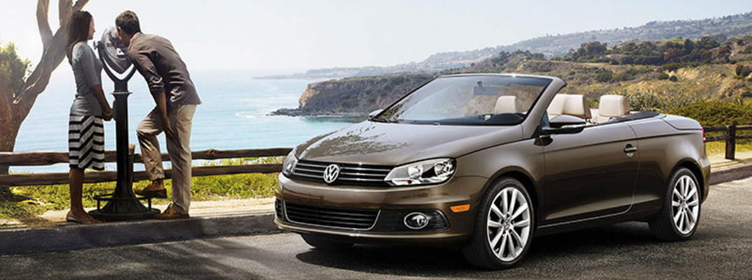 Is the VW Eos Being Discontinued after 2016?