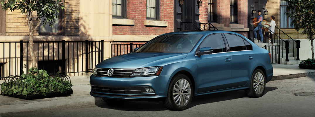 2016 Jetta in Blue