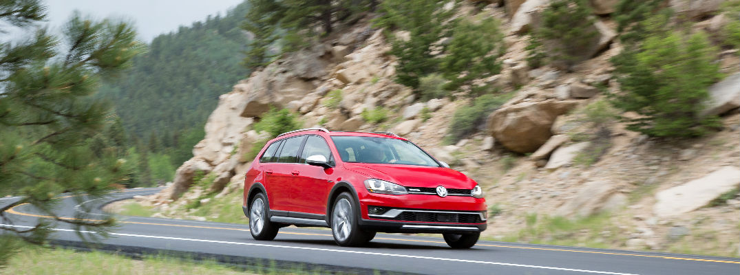 2017 Alltrack in Red
