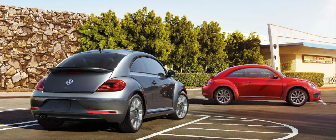 2017 Beetle models