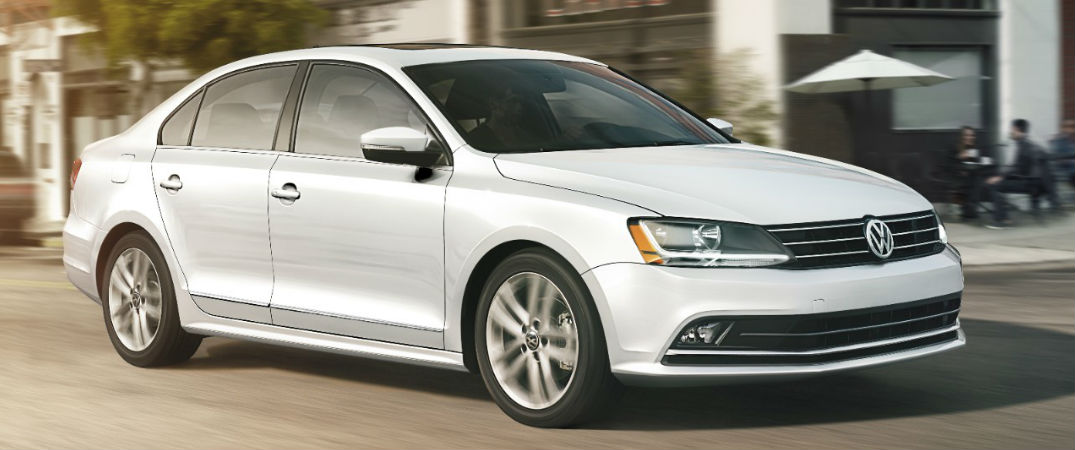 2017 Volkswagen Jetta in White