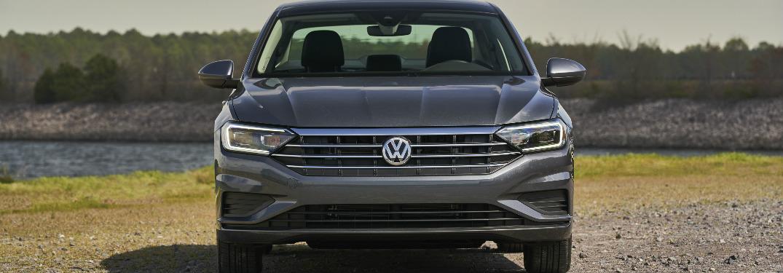 2019 Volkswagen Jetta front fascia