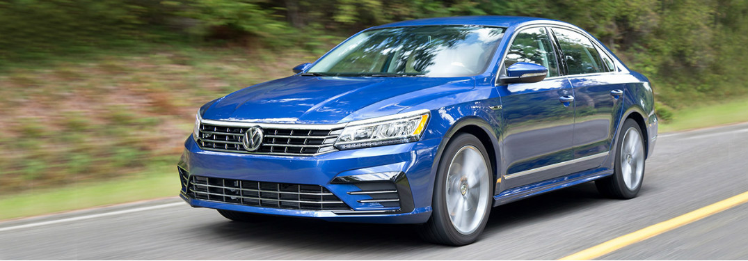 How much does the 2018 Passat cost?