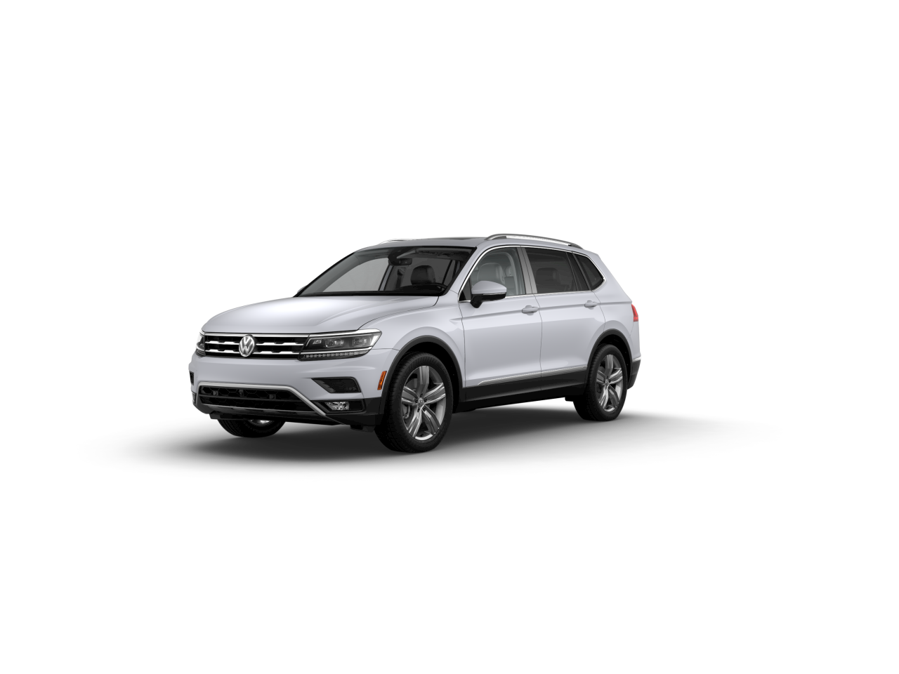 What colors does the 2019 Volkswagen Tiguan come in?