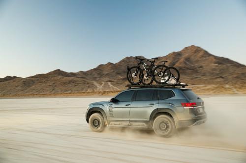 2019 VW Atlas Basecamp concept
