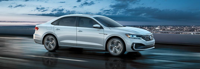 How comfortable is the 2020 Volkswagen Passat?