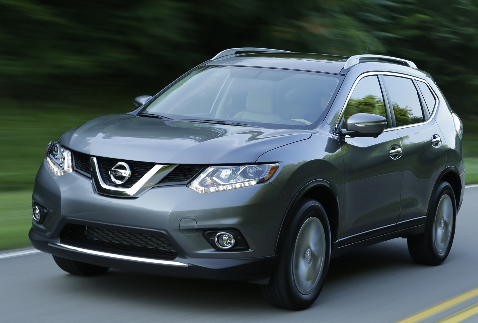 rogue nissan inventory used