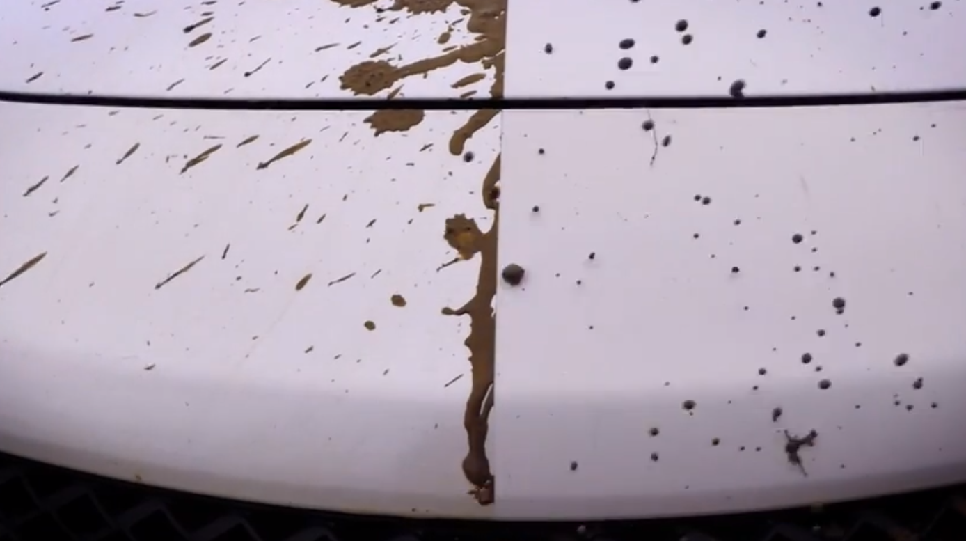 What Is Nissan's Self-Cleaning Paint?