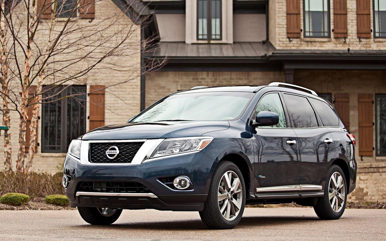 ... Nissan Pathfinder Alabama & Why the Nissan Pathfinder Is Your Perfect Camping Vehicle - Jack ...