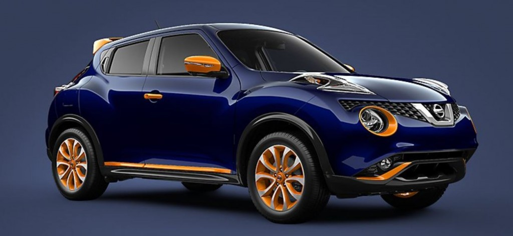 Design Your Own Nissan Juke - Jack Ingram Nissan