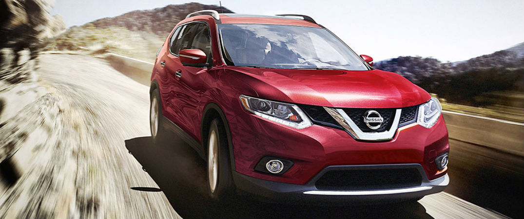 2016 Nissan Rogue S Sv Sl Differences