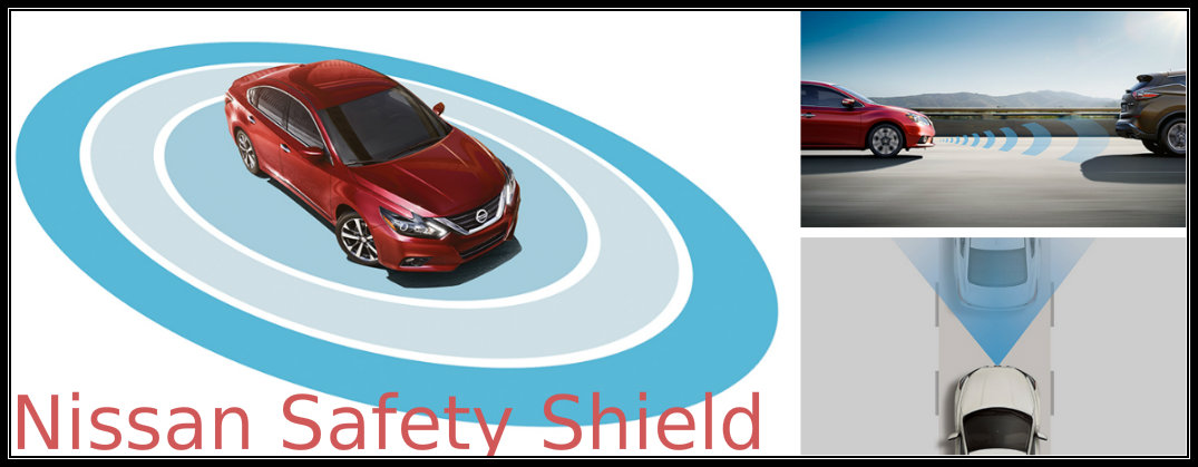 2016 nissan altima safety system