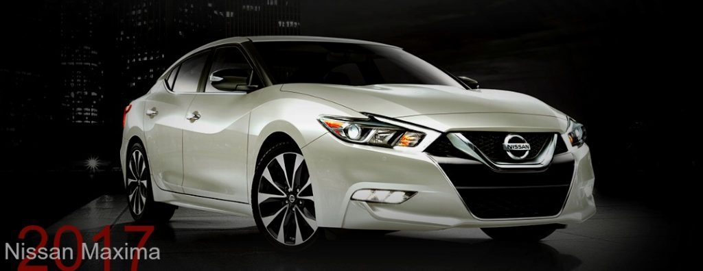 2017 Nissan Maxima with Apple CarPlay