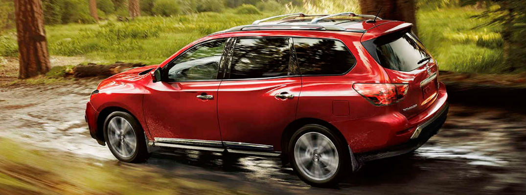 2017 Nissan Pathfinder Trim Levels And Interior