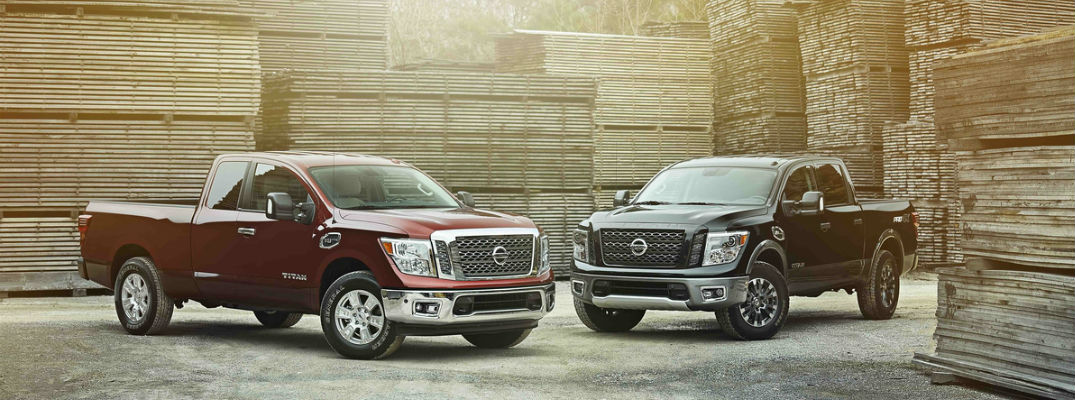 Nissan adds King Cab configuration to 2017 Titan and Titan XD lineup