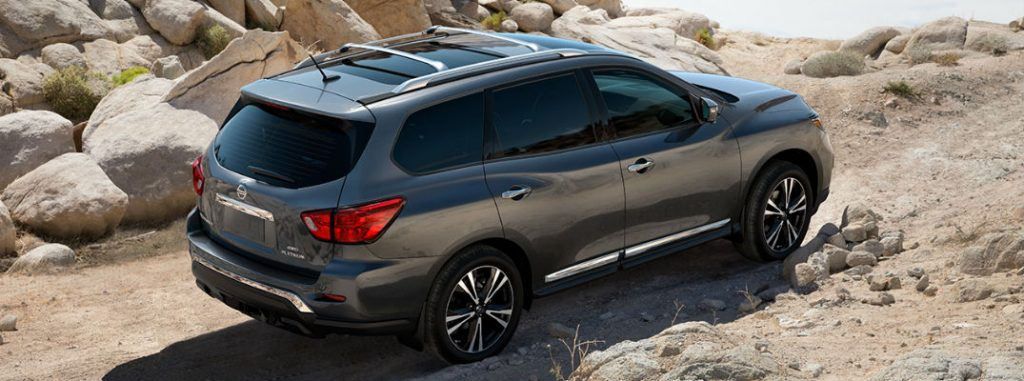 2017 Nissan Pathfinder Overview Video