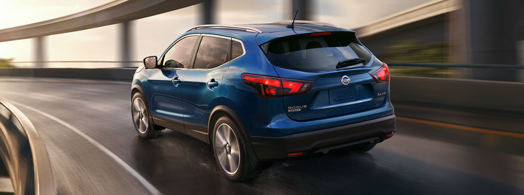 2017 Rogue Sport in Blue