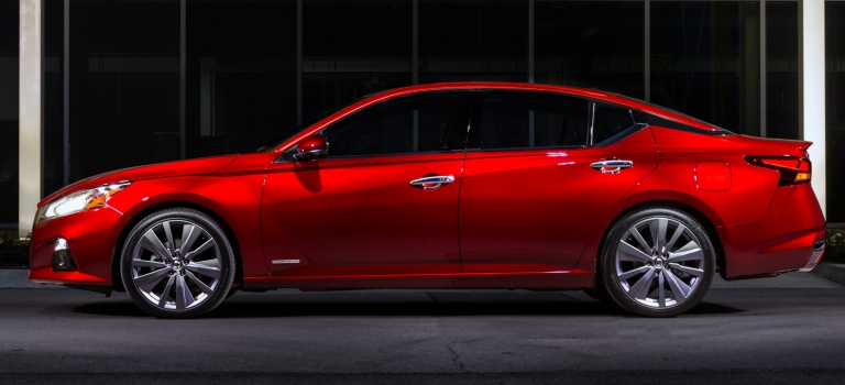 What Is The 2019 Nissan Altima Edition One