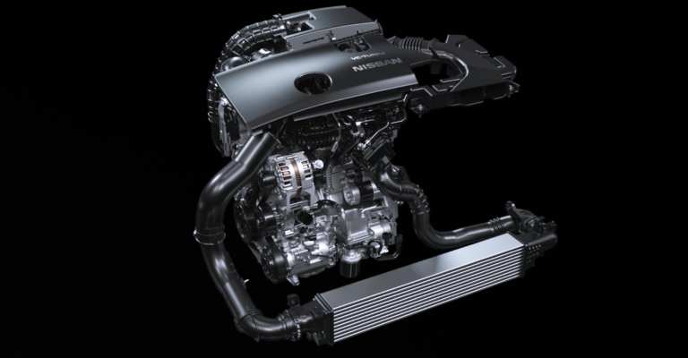 2019 Nissan Altima VC-Turbo engine