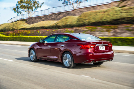 Does The 2018 Nissan Maxima Require Premium Fuel