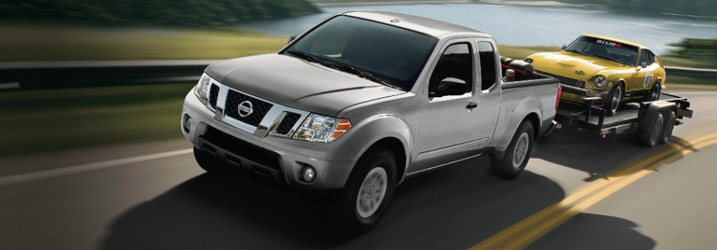 Whats The Towing Capacity Of The 2018 Nissan Frontier A_O   Jack Ingram  Nissan