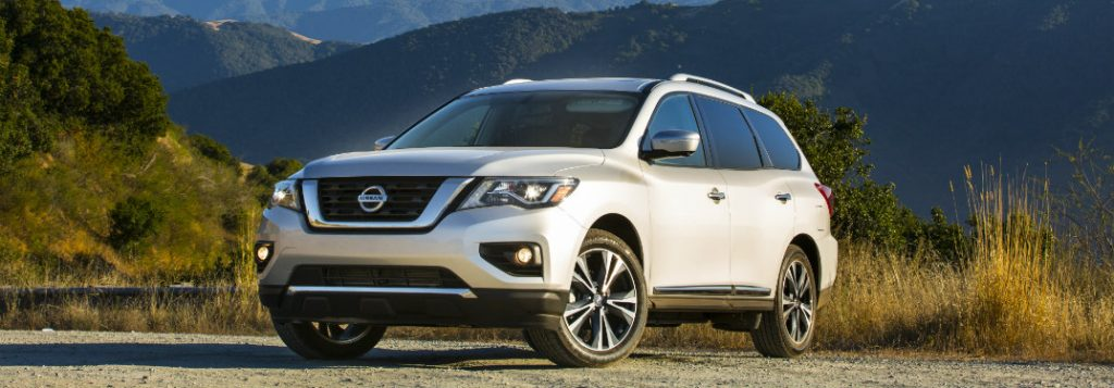 Does the 2018 Nissan Pathfinder Have Third-row Seating?