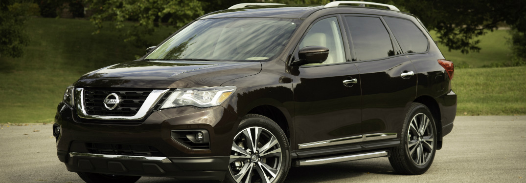 What's New on the 2019 Nissan Pathfinder?