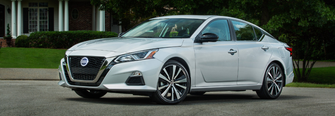 Does the 2019 Nissan Altima Have All-Wheel Drive?