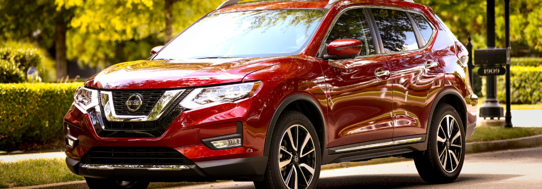 How Big is the Cargo Space of the 2019 Nissan Rogue?