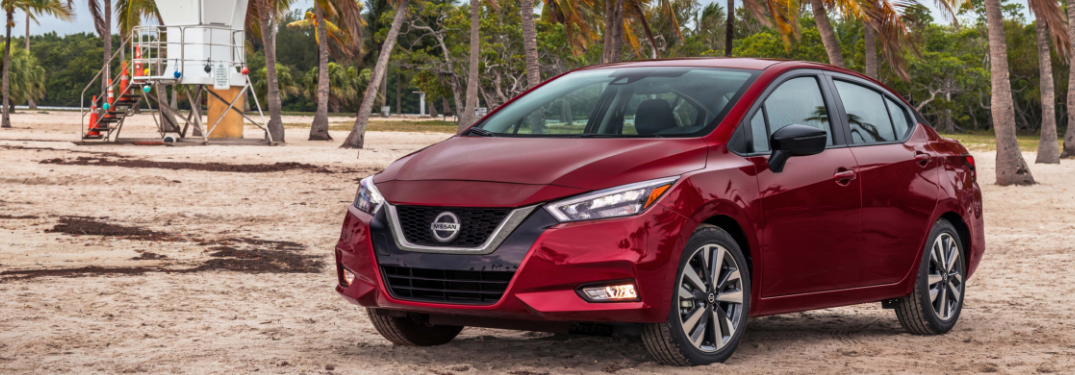 When Will the 2020 Nissan Versa Be Available?