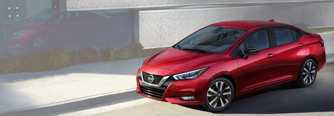 What are the key features and specs of the 2020 Nissan Versa?