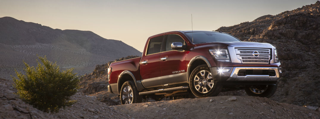 Nissan pulls back the curtain on a more powerful Titan platform