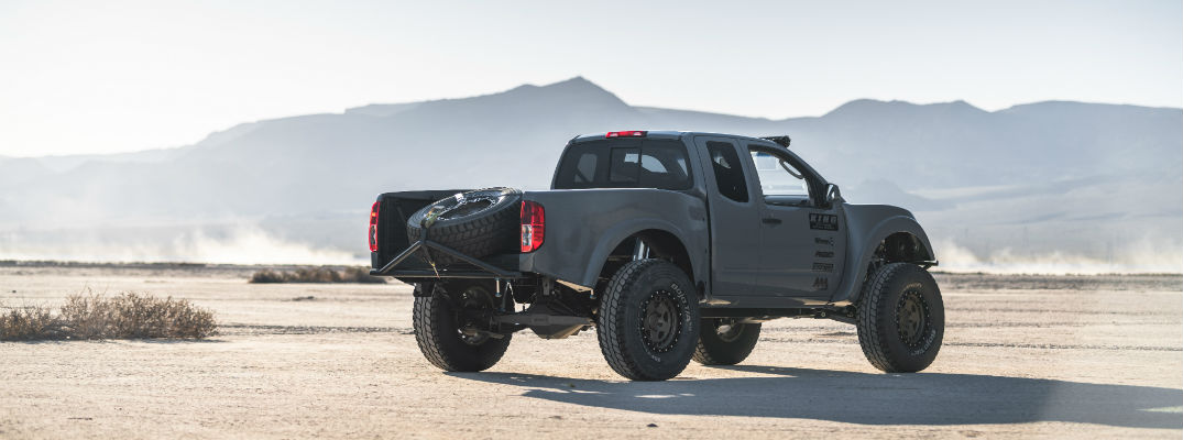 Nissan SEMA Frontier concept truck probably not coming to our showroom