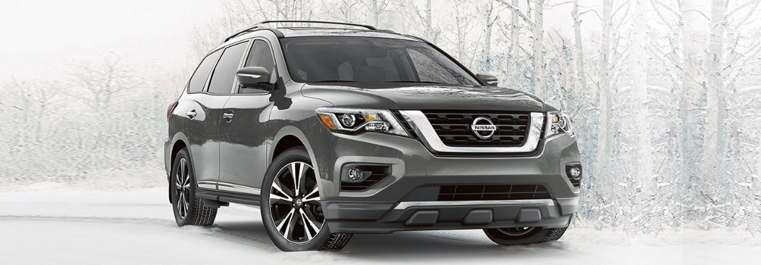 Active and passive safety features available on the 2020 Nissan Pathfinder!