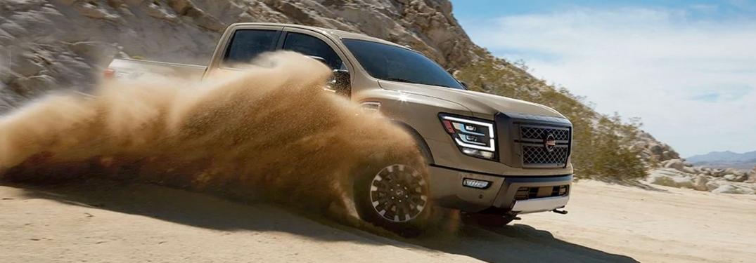 Pricing announced for the 2020 Nissan TITAN!
