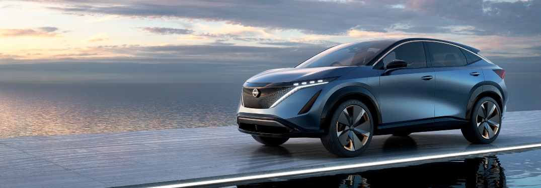 Will Nissan produce an all-electric crossover SUV?
