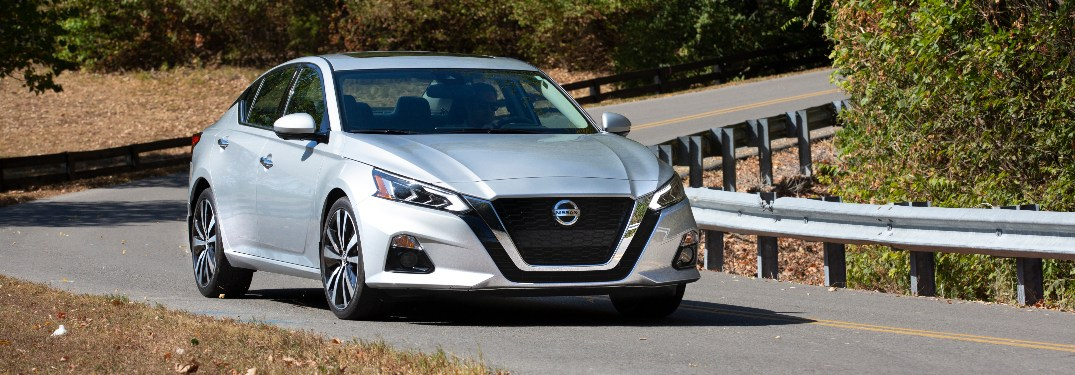 How safe are the 2020 Nissan Maxima and Altima?